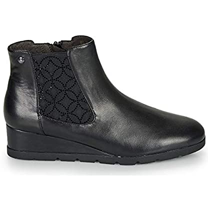 Stonefly Milly 19 Ankle Boots/Boots Femmes Black Ankle Boots