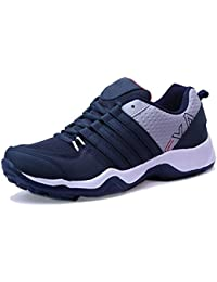 ETHICS Men's Multi-Colored Sports Running Shoes