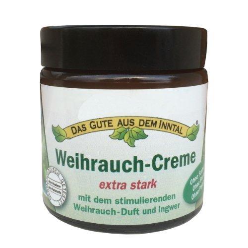 Original Weihrauch-Creme aus dem Inntal, extra stark, 110ml by Das Gute aus dem Inntal
