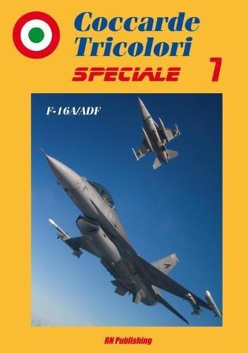 Coccarde tricolori F-16A/B ADF