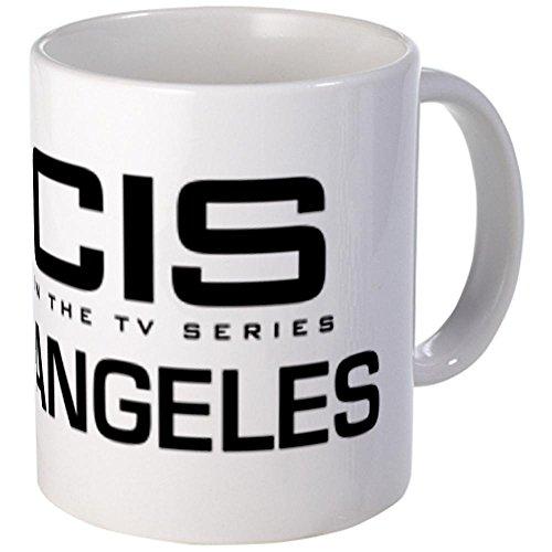 Cafepress mug-Ncis los Angeles-unico tazza di caffè, 311,8gram tazze in tazza di caffè, tè