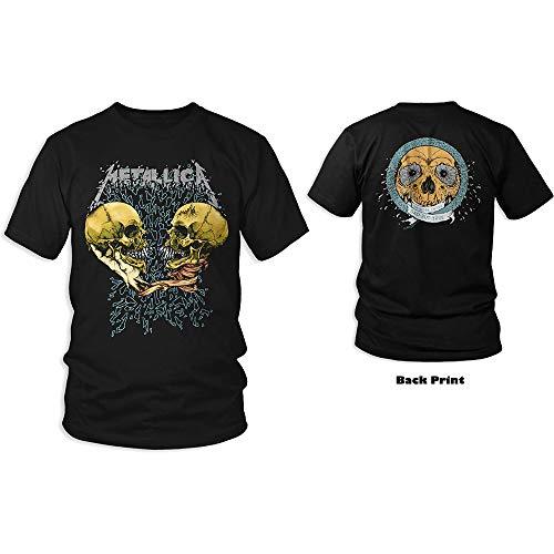 Metallica Sad But True Camiseta Negro XL