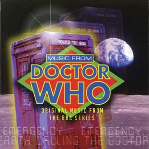 Music from Doctor Who - Original Music From The BBC Series