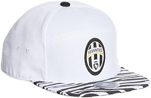 adidas Juventus Turin Anthem Mütze, White/Black, OSFM