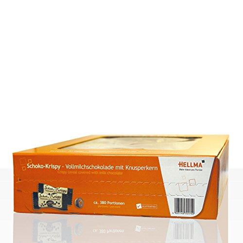 Preisvergleich Produktbild Hellma Schoko Krispy40070222 VE400