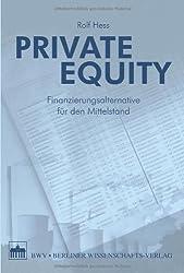 Private Equity: Finanzierungsalternative für den Mittelstand