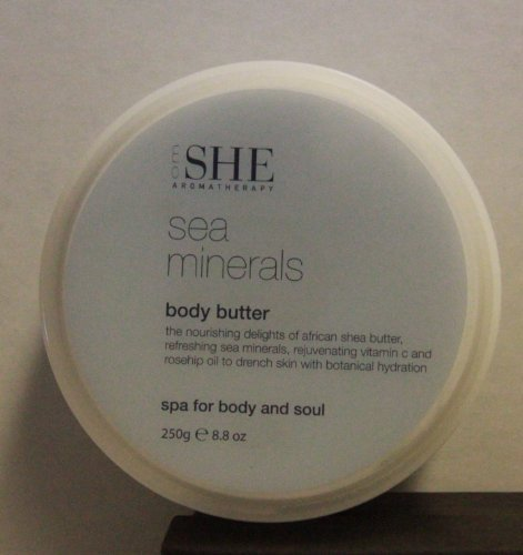 Om She Body Butter - Sea Minerals [Misc.] by Om She (English Manual)