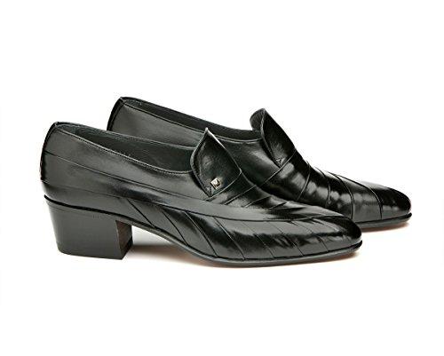 9 Noir Chaussures Mister Homme Pour À Shoes Noir Ville Lacets De Uw7xpwvq