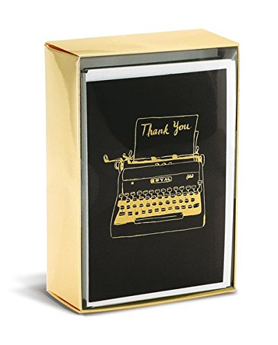 Boxed-geburtstags-gruß-karten (Boxed Notes: Hipster Typewriter – Gruß- und Geschenkkartenbox mit Kuverts: Hipster-Schreibmaschine)