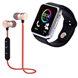Best Apple Earbuds For Women - Raptas A1 Bluetooth Smart Watch with Camera Review