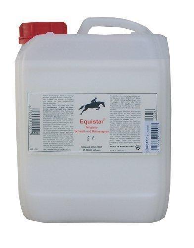 Equistar Fellglanz- u. Mähnenspray 5 Liter| Equistar Fellglanz - Mähnen-und Schweifspray von Stassek