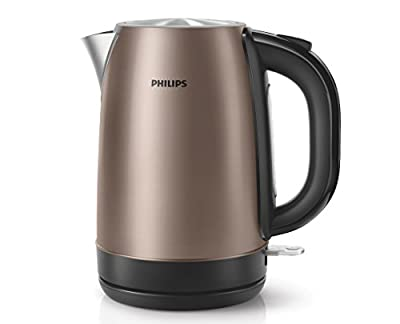 Philips HD9322/71 Bouilloire Viva Metal Copper, 2200W, 1,7L