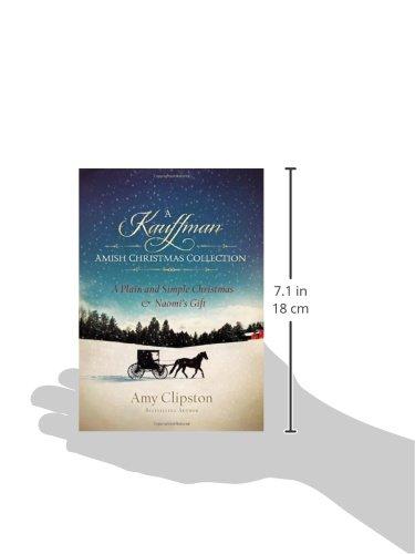 A Kauffman Amish Christmas Collection (Kauffman Amish Bakery Series)