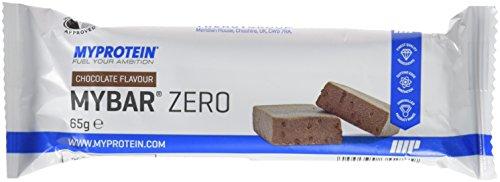 MyProtein Zero Barritas de Proteínas, Sabor Chocolate - 12 Barras