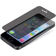 InvisibleShield Privacy Glass - Protector de pantalla para Apple iPhone 5/5S/5C