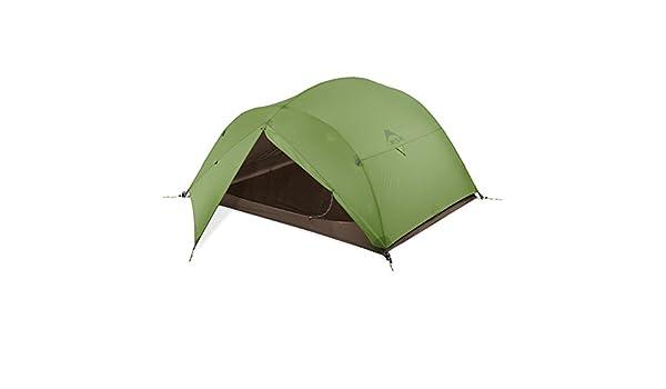 MSR Carbon Reflex 3 tunnel tent green 2015