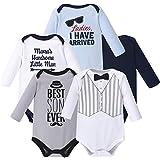 Hudson Baby Baby Long Sleeve Bodysuits