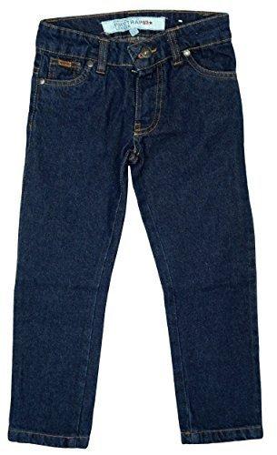 Boys Firetrap Dark Wash Denim Slim Leg Classic Fit Fashion Jeans sizes from 2 to 13 Years