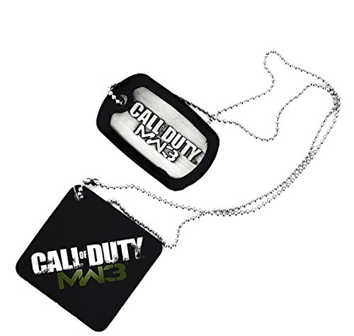 Preisvergleich Produktbild Call of Duty: Modern Warfare 3 Dog Tags by Call of Duty