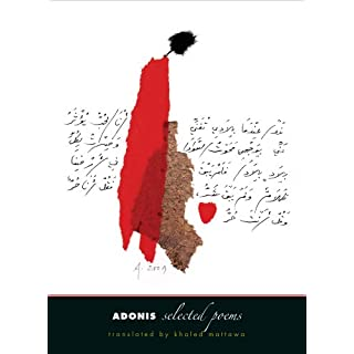 Adonis: Selected Poems (Margellos World Republic of Letters)