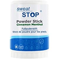 SWEATSTOP Powder Stick Fußpuderstift 60 g Stifte preisvergleich bei billige-tabletten.eu