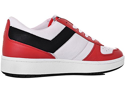 Pony , Baskets pour homme Rouge