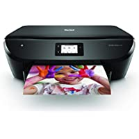 HP Envy Photo 6230 – Impresora multifunción inalámbrica (Tinta, Wi-Fi, copiar, escanear, impresión a Doble Cara, 1200 x 1200 PPP, Incluido 4 Meses de HP Instant Ink) Color Negro