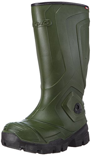 Viking Icefighter, Bottes de Neige mixte adulte Vert (green/black 402)