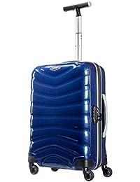Samsonite Firelite Spinner, Equipaje de Cabina 55 cm, 35 L, Deep Blue