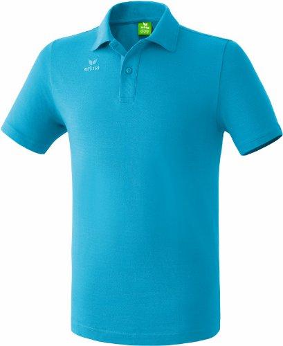 Erwachsenen-polo-shirt (erima Erwachsene Teamsport Poloshirt T-shirts & Polos, Curacao, M)