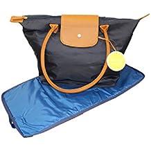 SUNCREST - Bolso cambiador para bebé, color azul marino