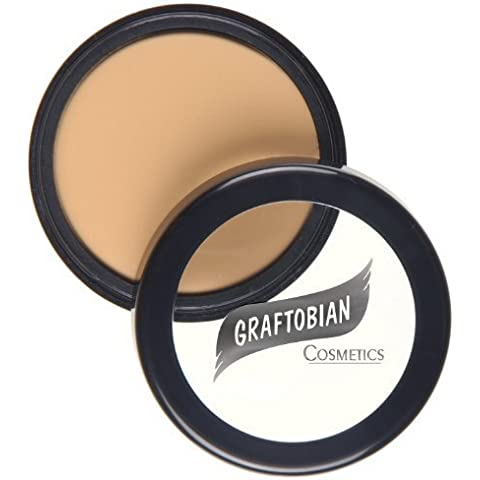 Graftobian HD Cr?e Foundation 0.5 oz Silk Sprite C by Graftobian
