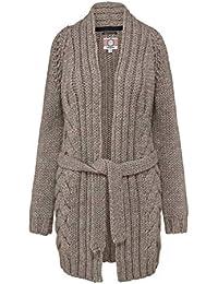 a83ffa07c027ad Suchergebnis auf Amazon.de für: Cardigan mit Bindegürtel: Bekleidung