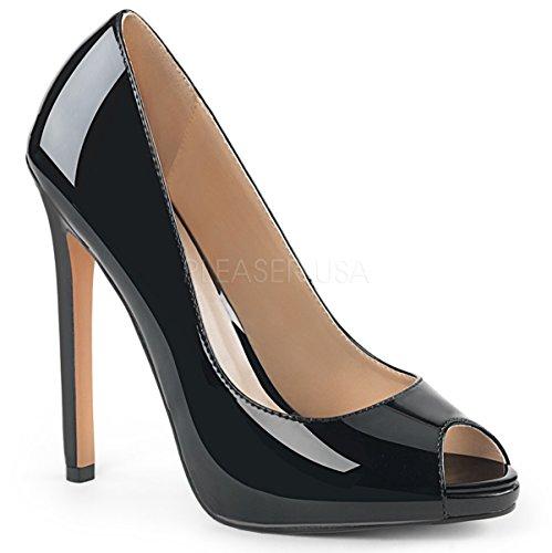 Pleaser Women SEXY-42/B Pumps 5 Zoll Stiletto Heel Platform