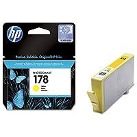 HP 178 Yellow Original Ink Advantage Cartridge - CB320HE