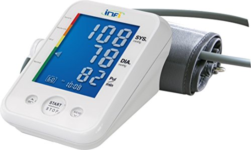 INFI Futura TMB-995 3rd Gen Digital BP Monitor with Measurement During Inflation Technology (MDIT) from Oertel GbR Germany