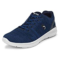 Bourge Men's Loire-12 Blue Running Shoes-10 UK/India (44 EU) (Loire-12-Blue-10)