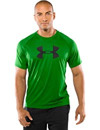 Under Armour New EU Big Logo SS Tech T-Shirt manches courtes homme
