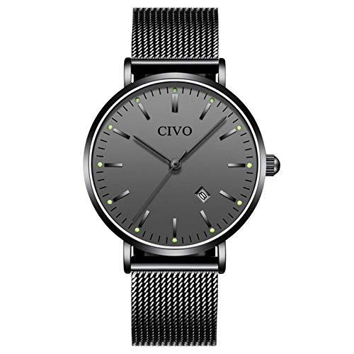 TIANJJ Uhren Mode herrenuhren top-Marke Diamant Uhr männer wasserdicht leuchtzeiger stahlgitter quarzuhren Frauen