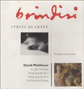 Brindisi String Quartet