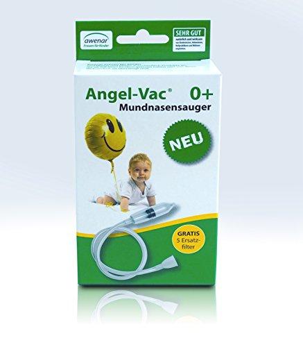 Angel-Vac Mund-Nasensauger - 3