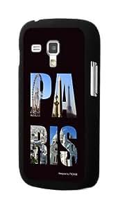 Univers GSM City Coque arrière pour Samsung Galaxy Trend S7560 Motif Paris
