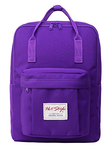 cute-convertible-backpack-for-girls-hotstyle-waterproof-schoolbag-16l-purple