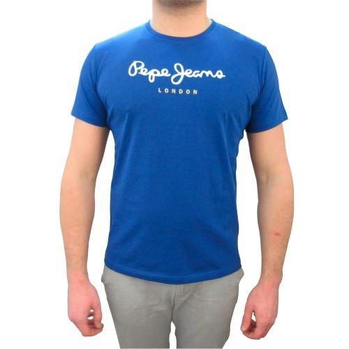 tee-shirt-eggo-crew-pepe-jeans-bleu-xs