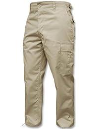 Brandit Cargo Herren Hose (S bis 7XL) Freizeithose Rangerhose