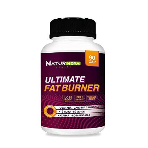 Ultimate Fat Burner | Potente quemagrasas termogénico