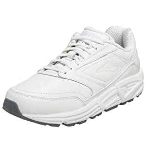 Brooks Addiction Walker, Women's Running Shoes, White (Weiß), 6 UK
