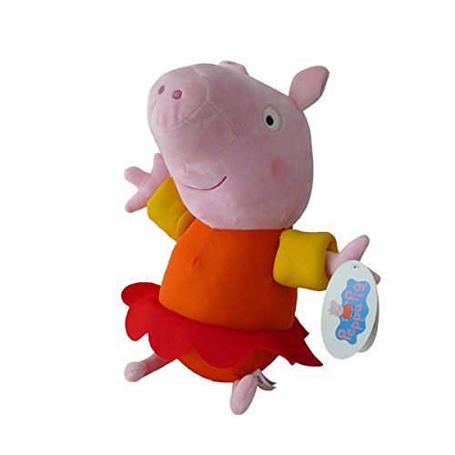Stuffed Peppa Pig in Swimwear 25 cm