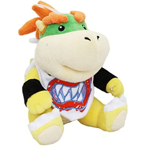 SUPER MARIO - PELUCHE BOWSER Jr. 18cm / BOWSER Jr. PLUSH TOY 7