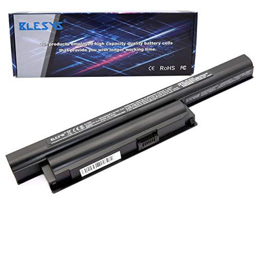 BLESYS 4400mAh PCG-71311M Batteria Portatile Compatibile con Sony Vaio PCG-61211M PCG-61611M PCG-71311M